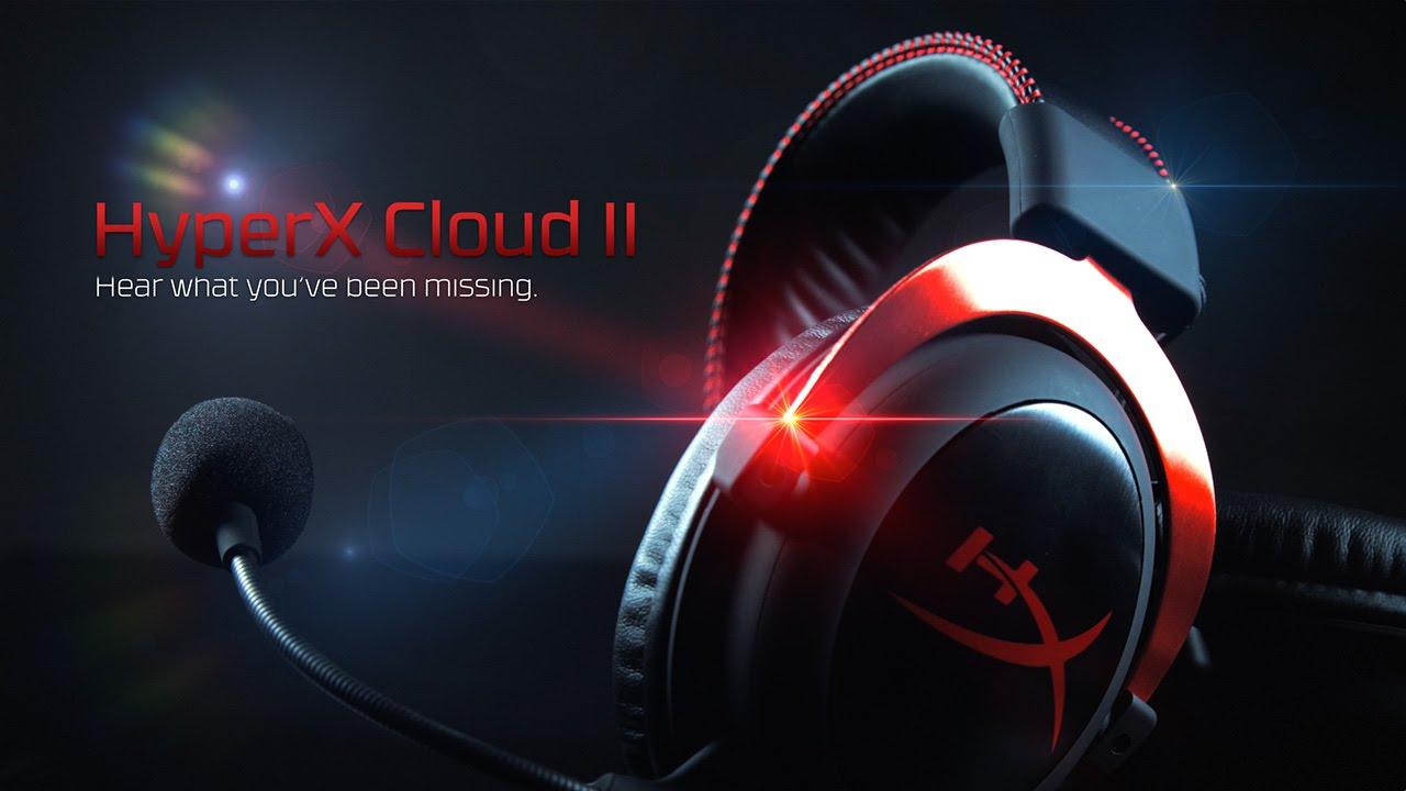 [PR] Kingston HyperX Cloud II สุดยอดหูฟังเกมมิ่งที่ตอบโจทย์ทุกความบันเทิง
