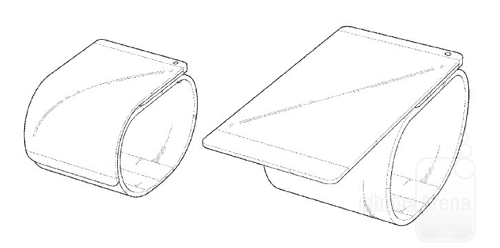 LG จดสิทธิบัตรการออกแบบสมาร์ทโฟนที่สามารถบิดงอมาเป็นกำไลข้อมือได้