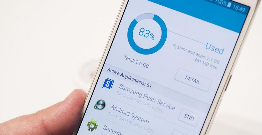 งานเข้า!!! RAM 3 GB ของ Galaxy S6 ไม่พอใช้