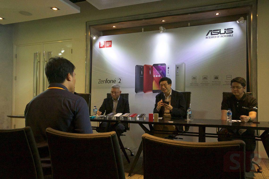 [Exclusive] พูดคุยซีอีโอใหญ่ ASUS จาก SpecPhone สื่อไทยเพียงแห่งเดียว ที่ได้สัมภาษณ์พิเศษในงานนี้