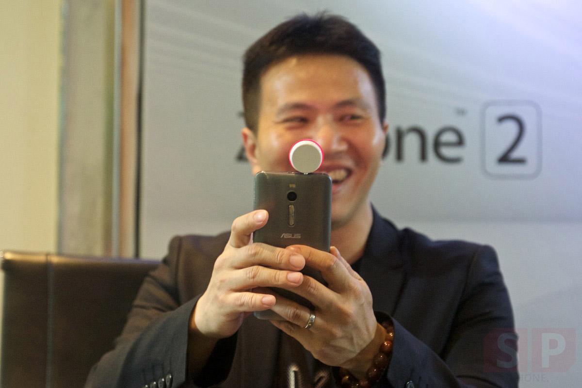 ASUS CEO Interview Zenfone 2 SpecPhone 024