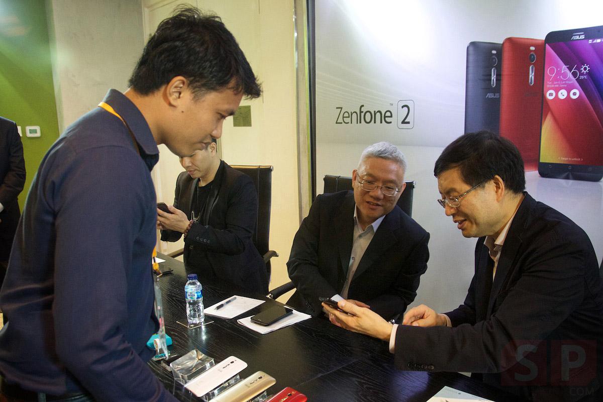 ASUS CEO Interview Zenfone 2 SpecPhone 029