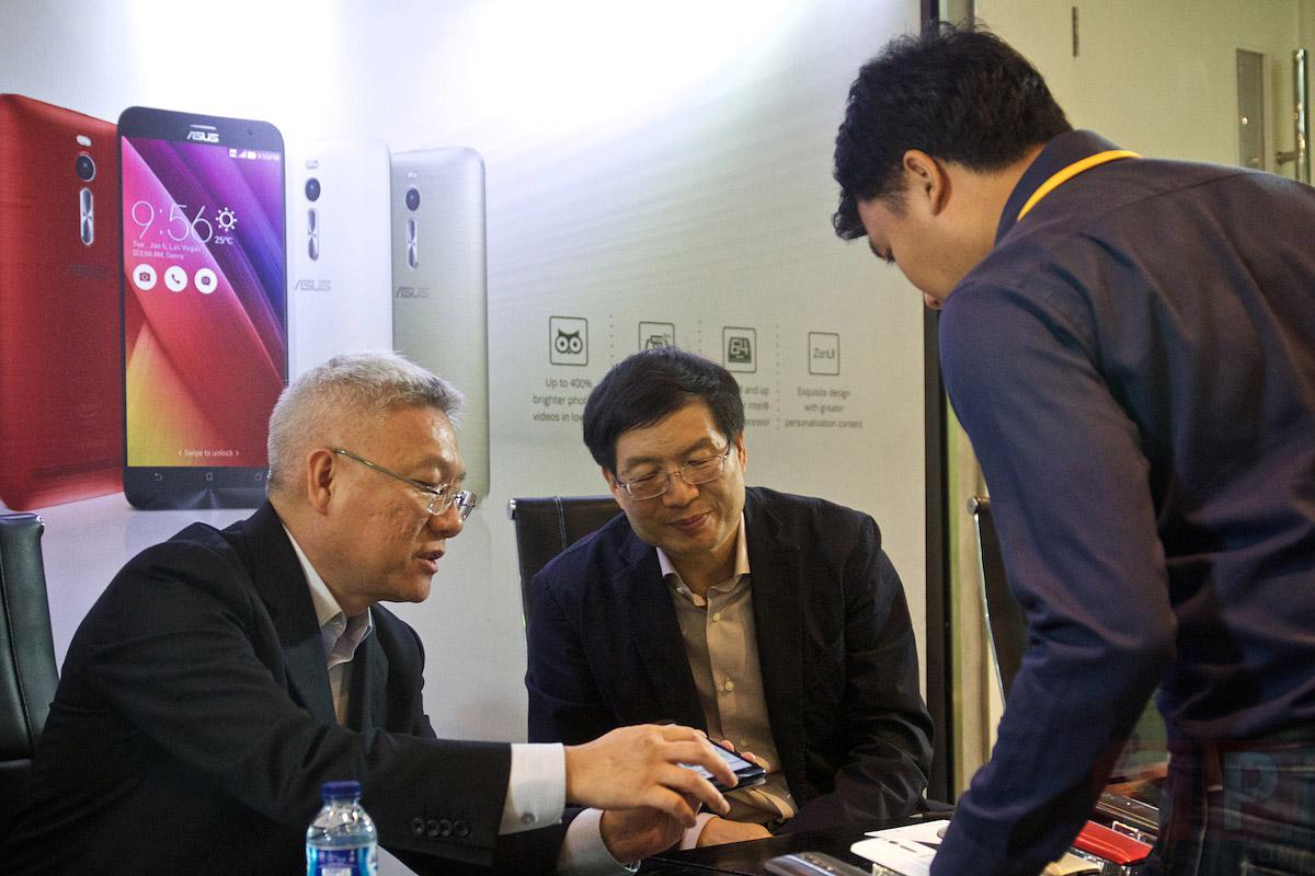 ASUS CEO Interview Zenfone 2 SpecPhone 031