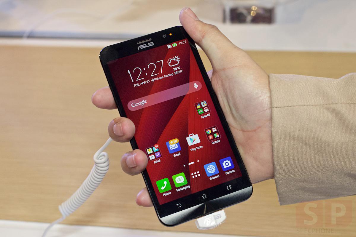 ASUS Zenfone 2 Launching In Indonesia SpecPhone 050