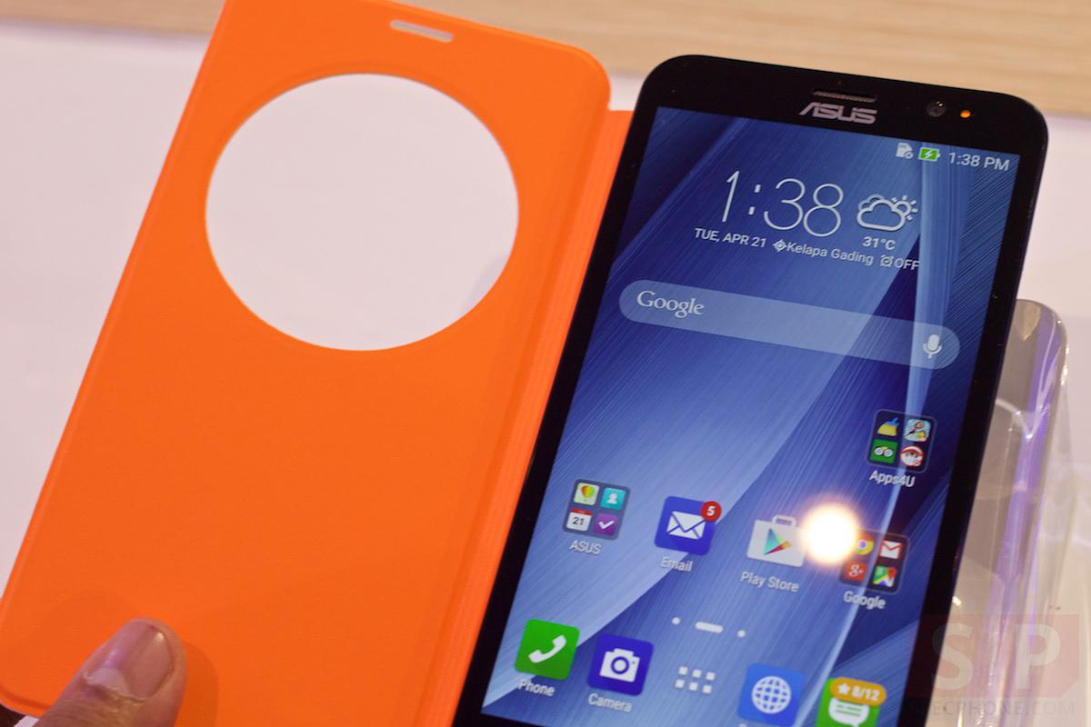 ASUS Zenfone 2 Launching In Indonesia SpecPhone 109