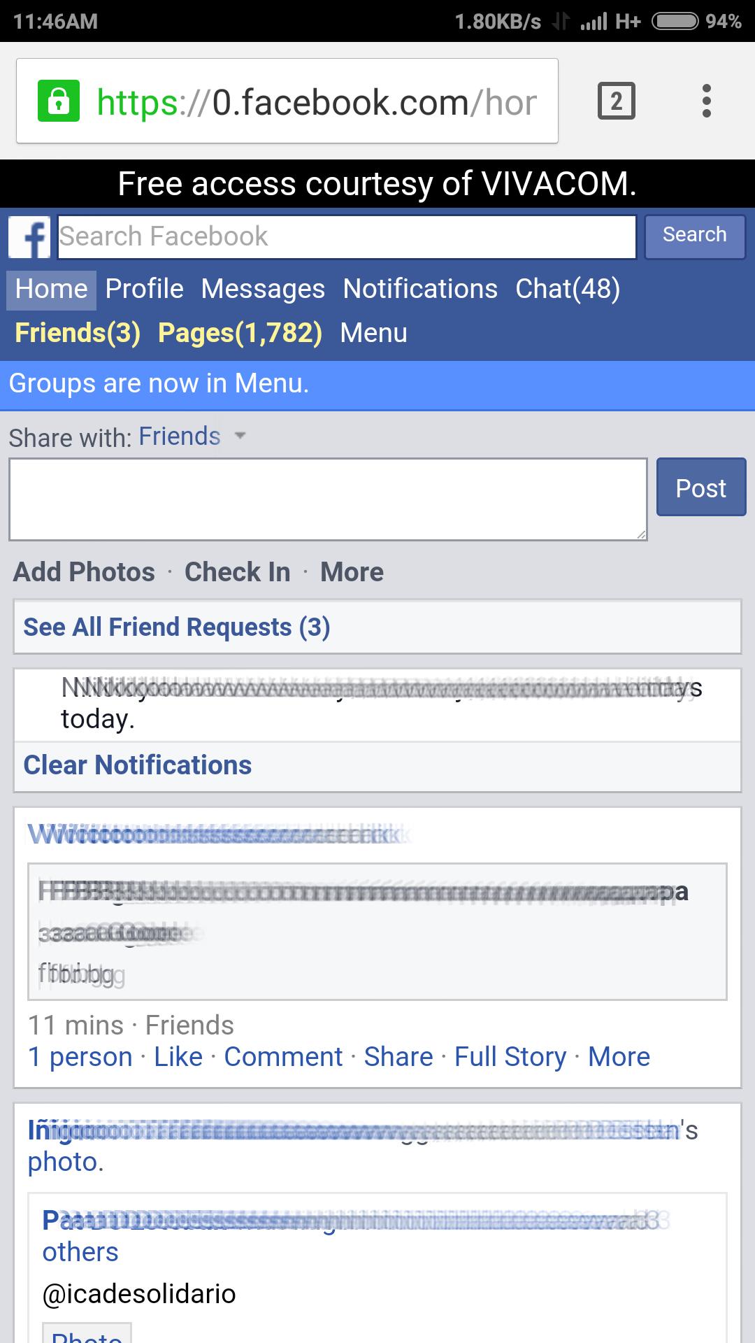 Facebook-Zero