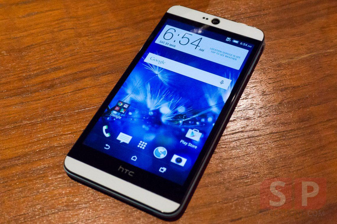 Hands-on พรีวิว HTC Desire 826 dual sim มือถือ 2 ซิม กล้องหน้า-หลัง 13 ล้าน ในราคาหมื่นต้นๆ