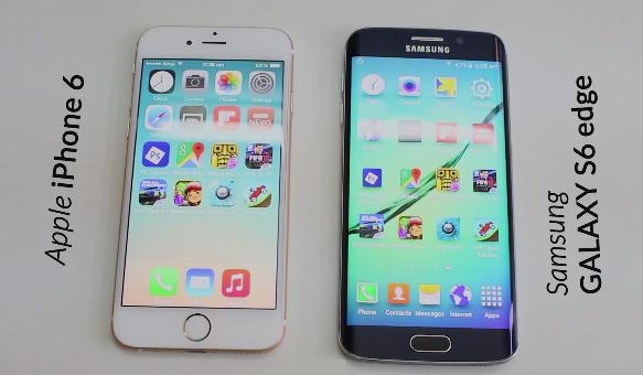 วัดกันตัวๆ iPhone 6 ปะทะ Samsung Galaxy S6 แข่งเปิดปิดโปรแกรมรัวๆ ใครจะเร็วกว่าใครมาดูกัน