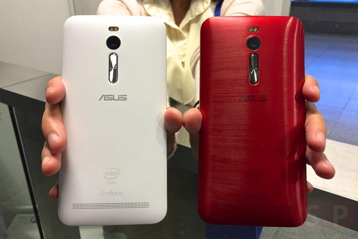 แกะกล่องพรีวิว ASUS Zenfone 2 ทั้งรุ่นแรม 4 GB และแรม 2 GB