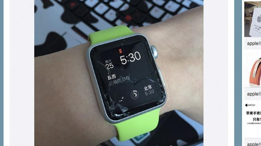 แตกเป็นเสี่ยงๆ รวมภาพ Apple Watch จอแตกที่ทำให้ใครหลายๆคนต้องเจ็บช้ำ