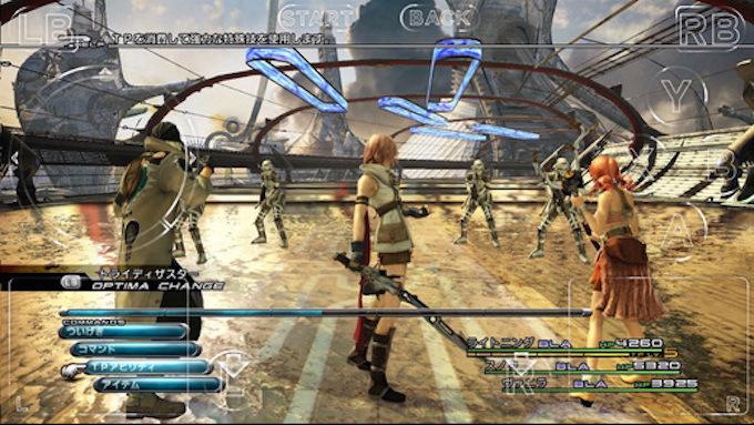 Square Enix โชว์เทพ ปล่อย Final Fantasy XIII ให้เล่นบน iOS และ Android ในญี่ปุ่นด้วยระบบ Cloud
