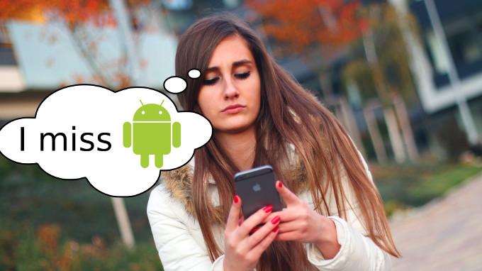 10 อย่างที่เบื๊อ เบื่อ กับ iOS จากใจผู้เคยใช้ Android