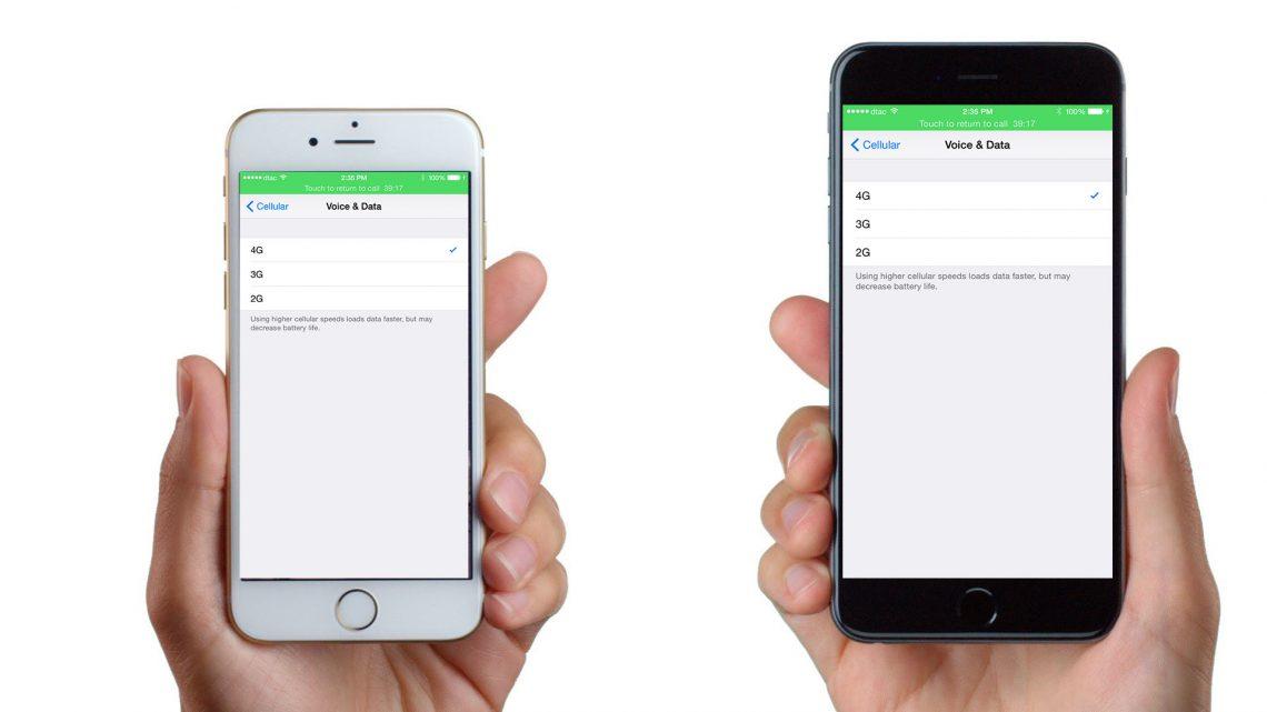 [Tip] วิธีการปิด 4G ไปเลือกใช้ 3G หรือ 2G บน iPhone 6 และ iPhone 6 Plus (iOS 8.1 ขึ้นไป)