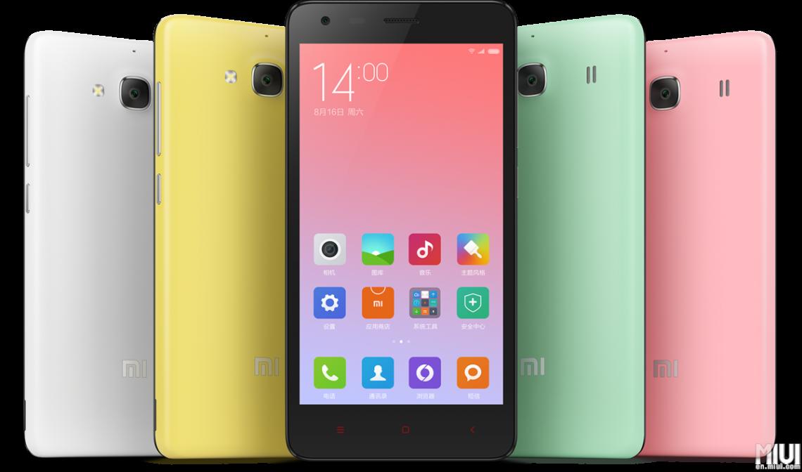 Xiaomi Redmi 2A สมาร์ทโฟนราคาถูกสุดคุ้มจาก Xiaomi แค่ 3,200 บาท