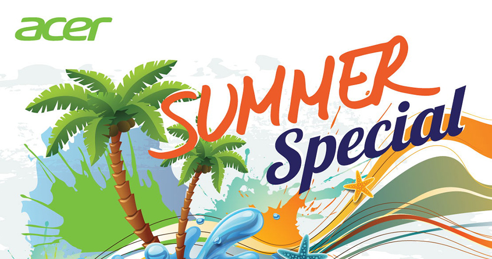 [TME] Acer Summer Special โปรโมชันพิเศษรับงาน Mobile Expo 2015