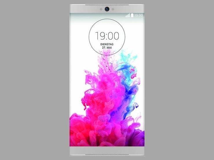 Concept Design สุดล้ำ LG G5 กับจอโค้งแบบเดียวกับ S6 Edge
