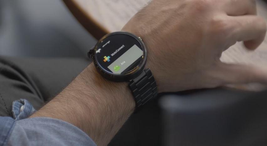 Aria อุปกรณ์ใหม่ที่จะทำให้คุณควบคุม Smart watch ได้ด้วยท่าทางการขยับนิ้ว