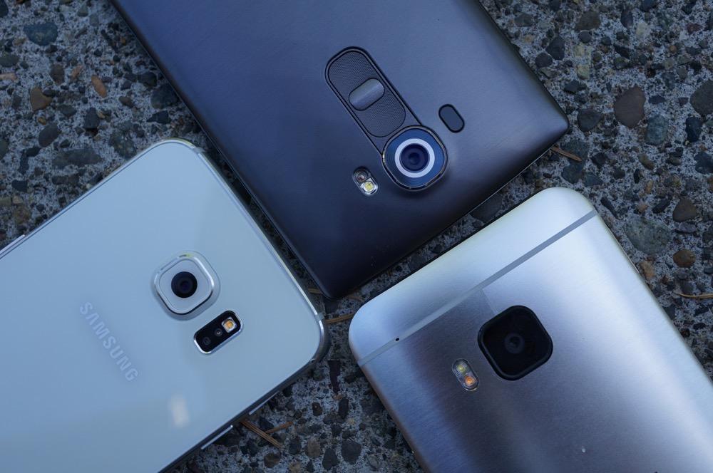 [Camera Test] 3เทพหุ่นกระป๋อง LG G4, Galaxy S6 Edge, One M9 ใครจะเหนือกว่า?
