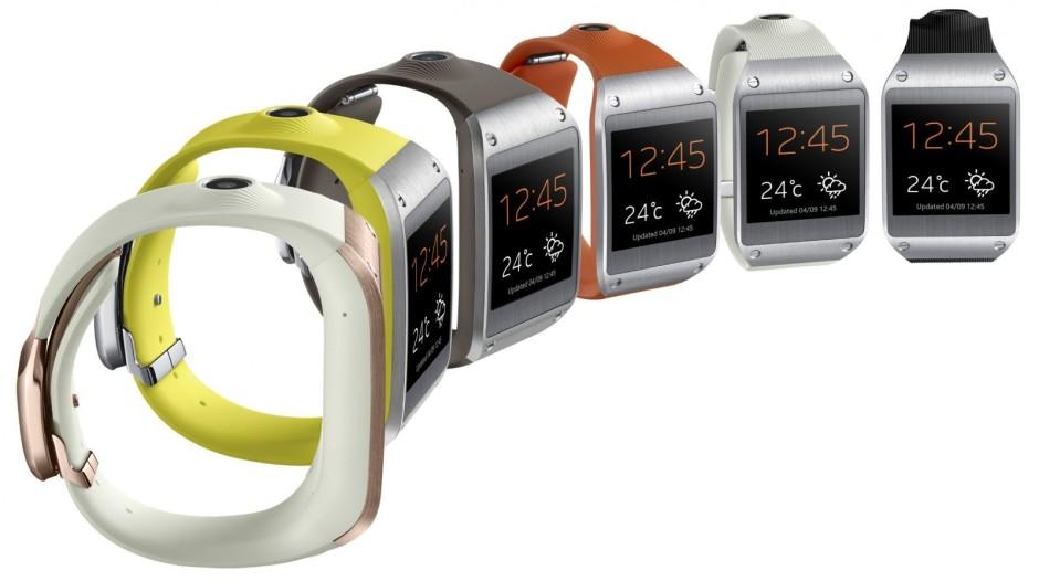Samsung Gear รุ่นใหม่ เตรียมเปิดตัวคู่ Note 5 ในงาน IFA ปลายปีนี้