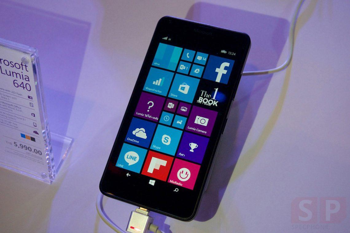 เราจะทำตามสัญญา~ Lumia 640 จะได้รับอัพเดต Windows 10 เป็นเครื่องแรก