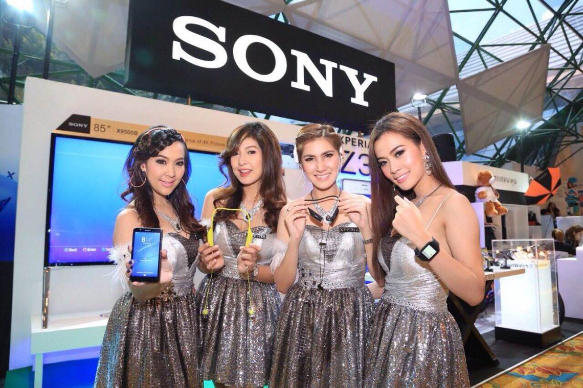 [PR] โซนี่ ไทย จัดทัพสินค้าใหม่ลุยงาน Thailand Mobile Expo 2015