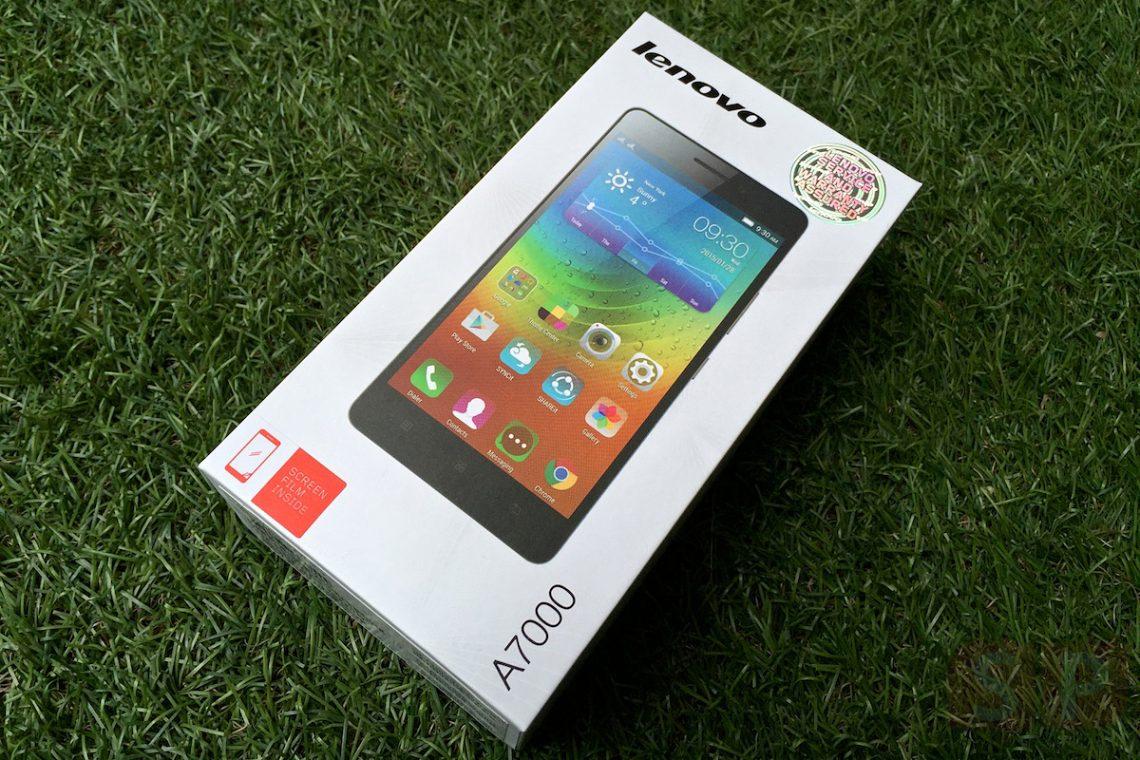 แกะกล่องพรีวิว Lenovo A7000 สมาร์ทโฟนสเปคดี เน้นคุ้มค่าในราคาแค่ 5,290 บาท