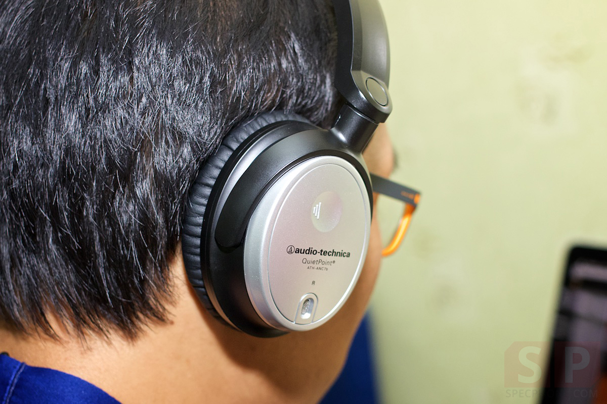 Review Audio Technica SpecPhone 003