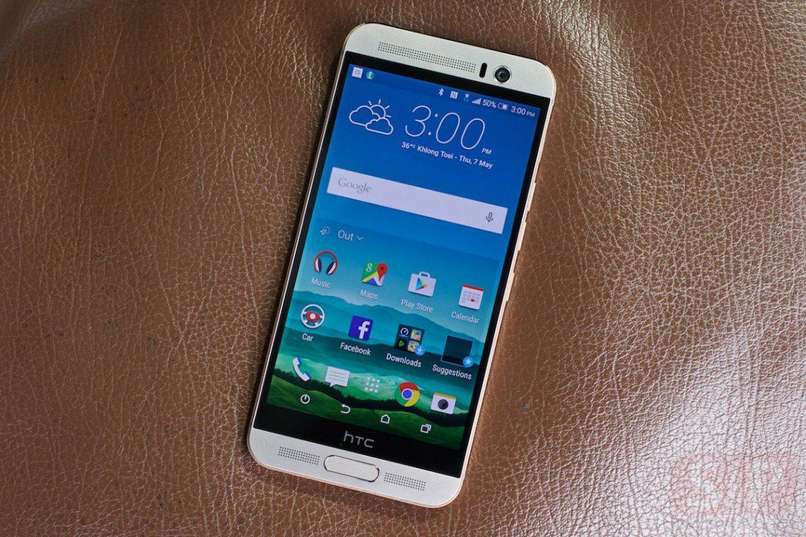 HTC เคลมแล้ว M9 และ M9+ ได้อัพเดตเป็น Android M แน่นอน พร้อมรุ่นอื่นตามมาภายหลัง