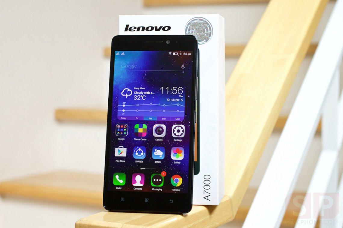 [Review] Lenovo A7000 สมาร์ทโฟนรุ่นแรกของโลกที่มาพร้อมระบบเสียง DOLBY ATMOS