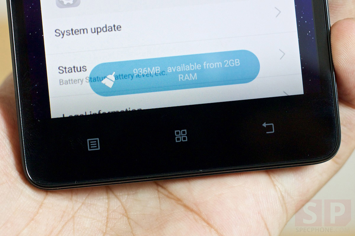 Review Lenovo A7000 SpecPhone 010