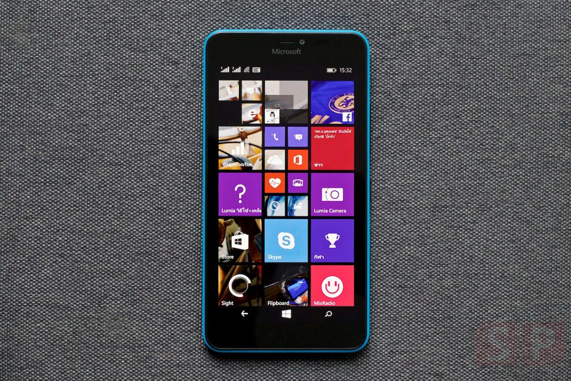 [Tip] วิธีใช้งาน และวิธีแก้ปัญหาเบื้องต้น Microsoft Lumia 640 เครื่องศูนย์ไทย