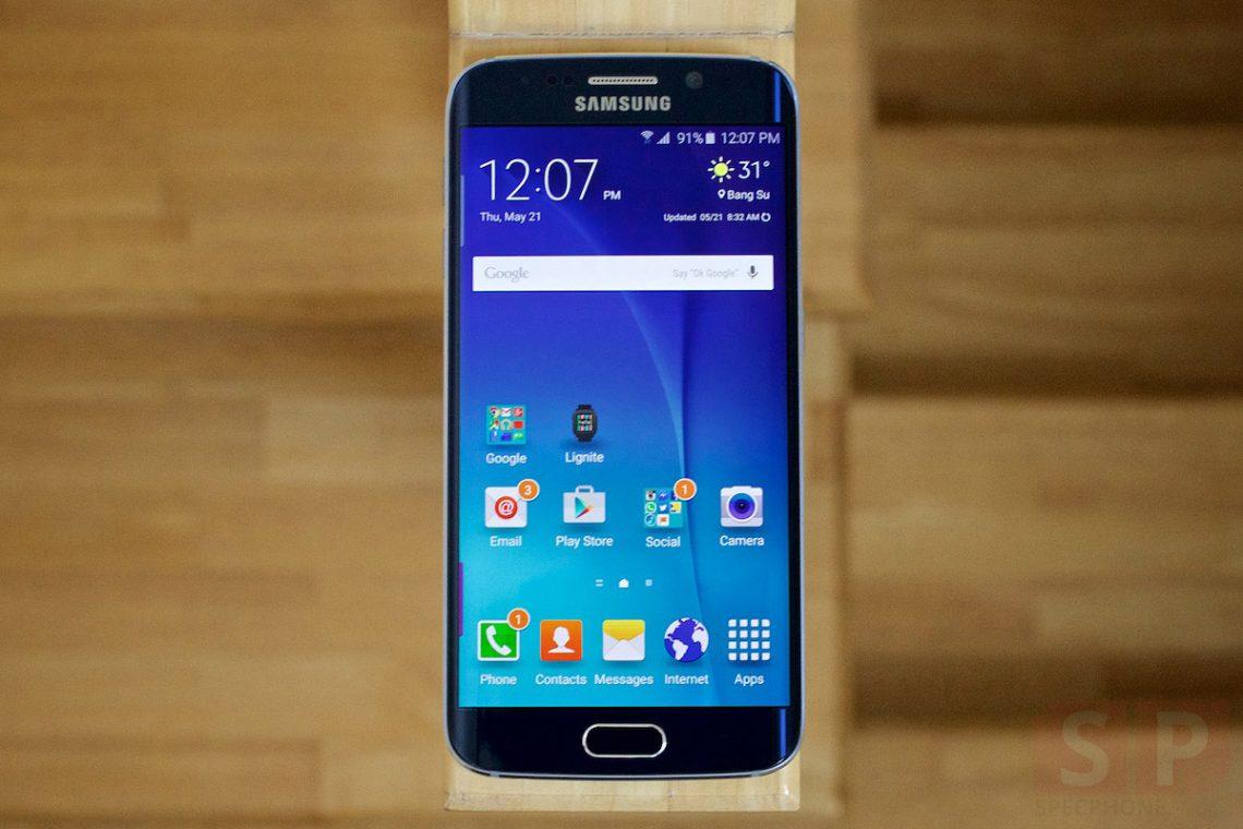 ไห้ไวเลยพี่น้อง!! ซื้อ Samsung Galaxy S6|Galaxy S6 Edge ที่ TG Fone วันนี้ รับฟรี!! Samsung Tab 3V มูลค่า 4,990 บาทกันไปเลย