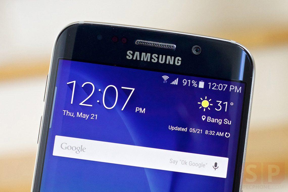 ลือ Samsung Galaxy S6 Edge Plus จะมาพร้อมแบตเตอรี่ขนาด 3000 mAh