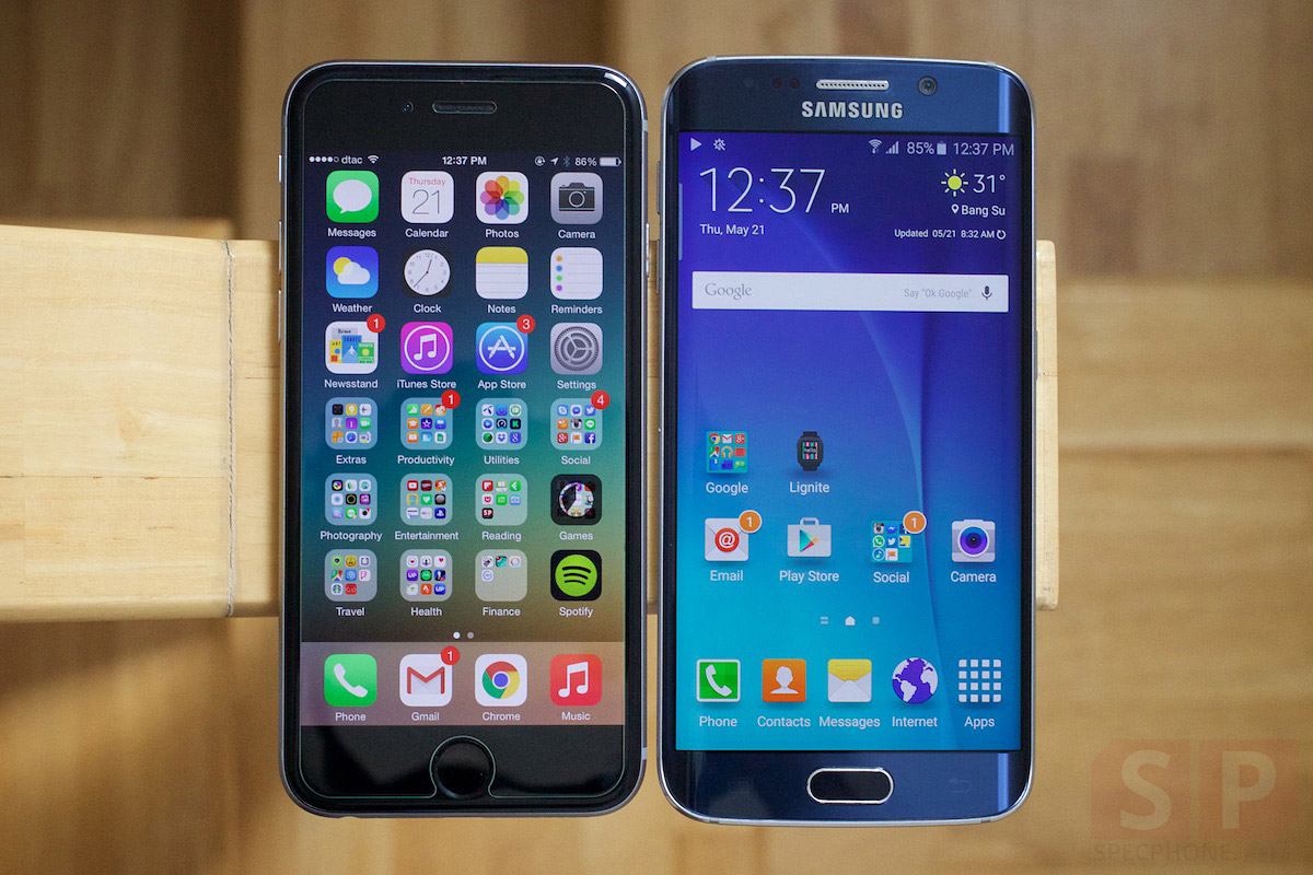 Review Samsung Galaxy S6 edge SpecPhone 036