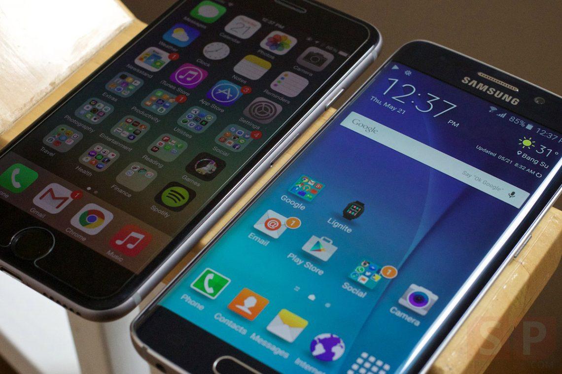 ลือ Samsung เตรียมเข็น Galaxy S7 ออกปลายปีนี้ เพื่อเตรียมรับมือ iPhone 6S