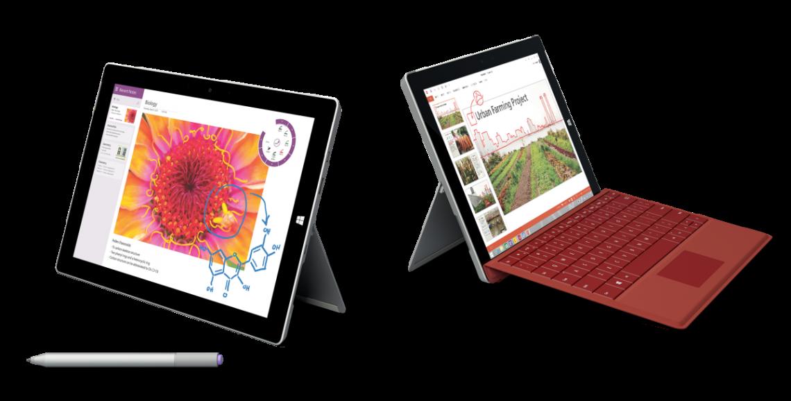 [PR] Surface 3 แท็บเล็ตที่มาแทนที่แล็บท็อปของคุณ บางและเบาที่สุดในตระกูล Surface ในราคาสบายกระเป๋า วางจำหน่ายแล้วที่ไอทีซิตี้ บานาน่า และ เพาเวอร์บาย