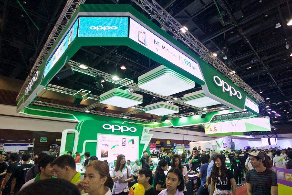 [TME 2015] ภาพบรรยากาศบูธ OPPO ในงาน พร้อมพรีวิว OPPO Joy Plus รุ่นใหม่ล่าสุด
