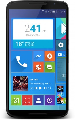WLauncher V4 Phone Imgur
