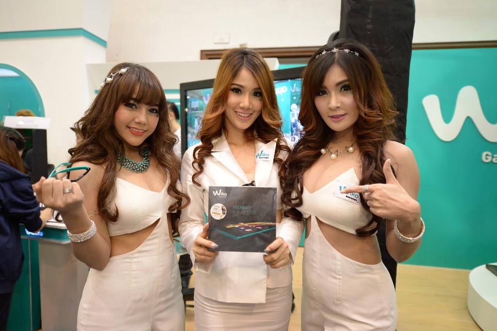 "[PR] ""วีโก"" เปิดตัวสมาร์ทโฟนใหม่ ""Highway Star"" ในงานไทยแลนด์ โมบาย เอ็กซ์โป 2015"