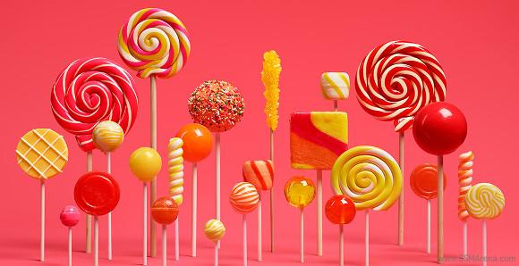 Xperia Z, ZR, ZL, Tablet Z ได้ลิ้มรสอมยิ้มแสนหวาน Lollipop แล้ว