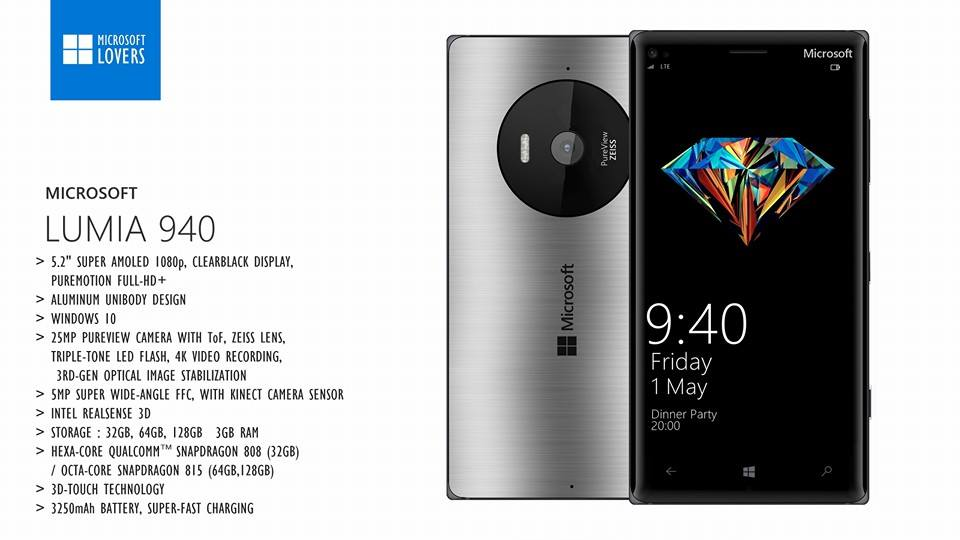 microsoft lumia 940 concept may 2015 1