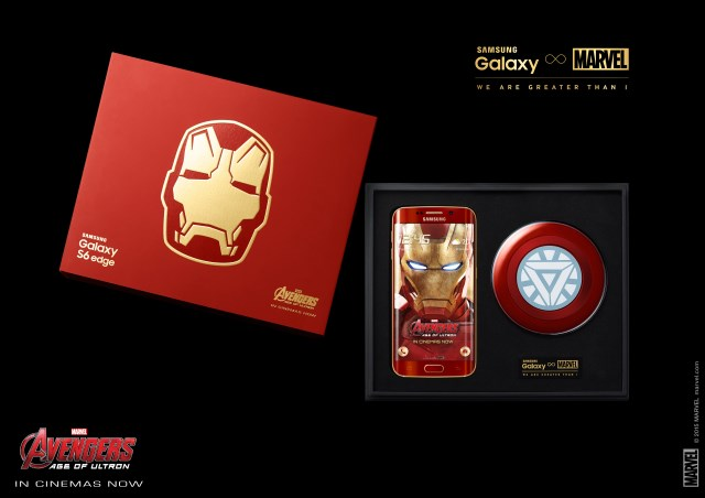 new_Galaxy S6 edge Iron Man Limited Edition_KV1_640