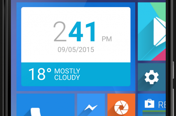 WLauncher แปลงร่าง Android ให้กลายเป็น Windows Phone แบบใช้ง่ายสุดๆ