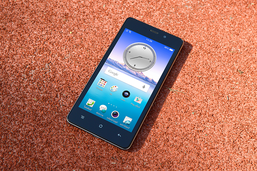 [PR] OPPO Joy 3 สมาร์ทโฟนน้องใหม่สเปกจัดเต็ม  ไม่ต้องจ่ายแพงก็แรงได้