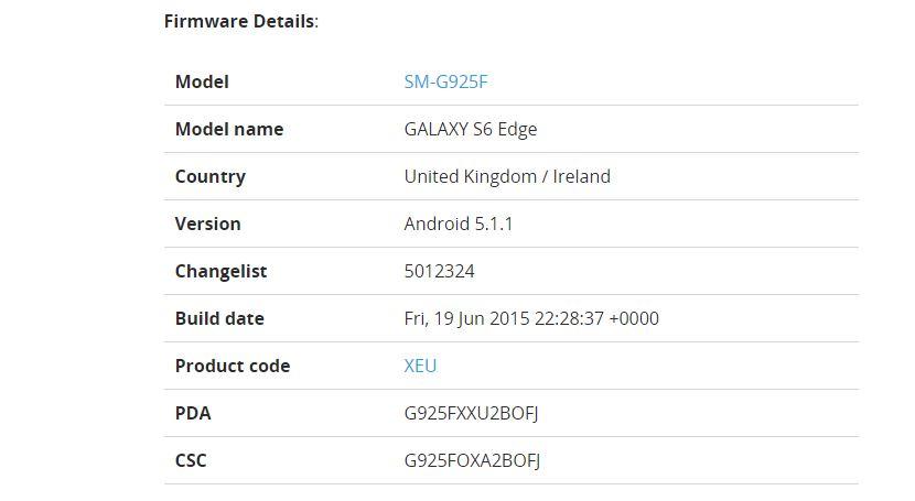 Samsung Galaxy S6 / S6 edge ได้อัพเดต Lollipop 5.1.1 แล้ว แต่ยังไม่ปรับปรุงเรื่องกินแรมนะ