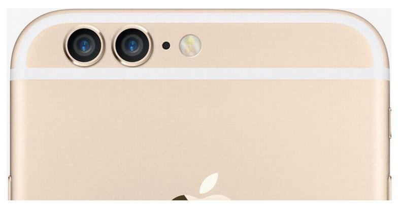 [ลือ] เตรียมพบกล้องหลังคู่ใน iPhone 7