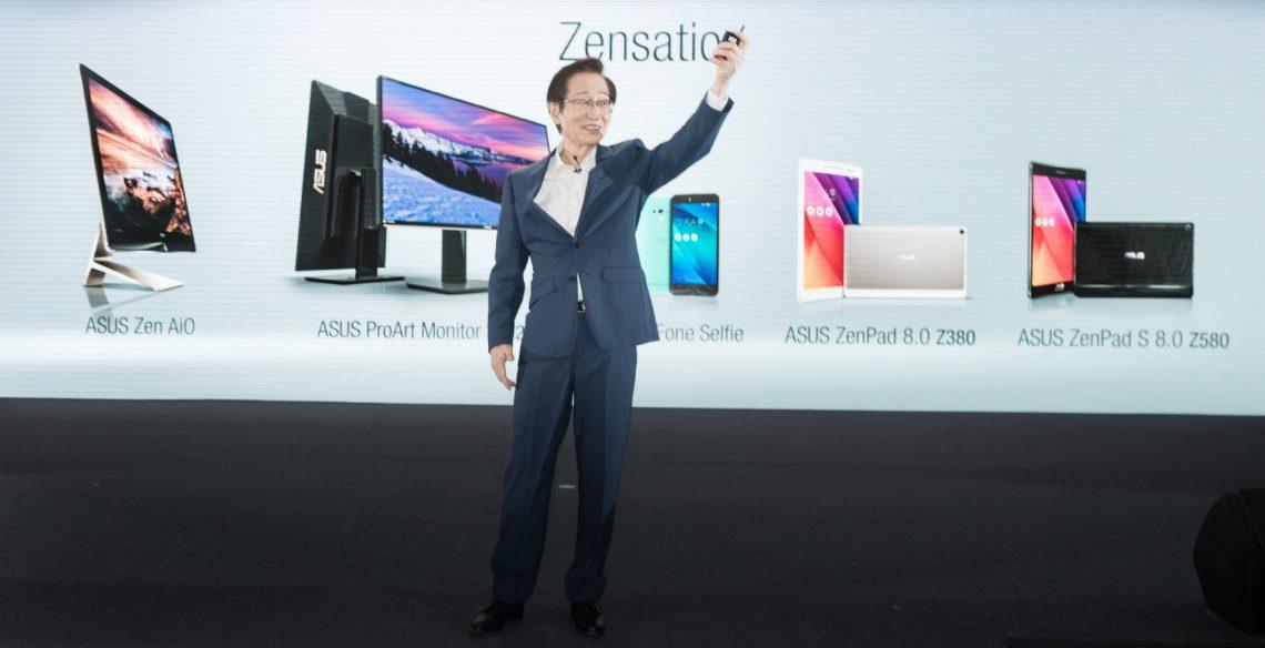 [PR] เอซุสอธิบายแนวคิด Zensation ในงาน Computex 2015