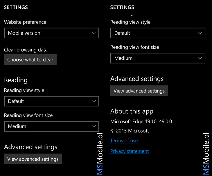 3-Windows-10-Mobile-Build-10149-Microsoft-Edge-ustawienia