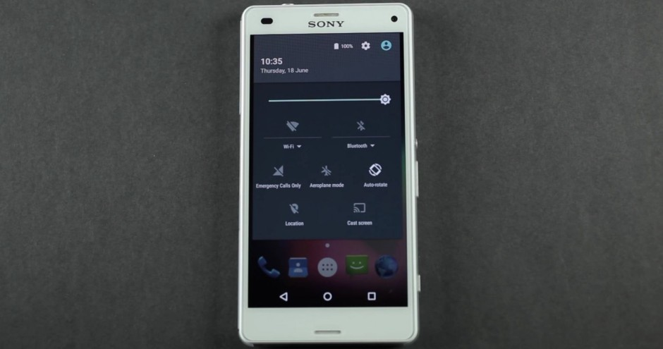 Android M Xperia