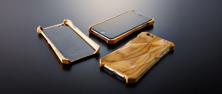 Hibiki เคสไม้ที่จะทำให้ iPhone 6 ของคุณเสียงดีขึ้น